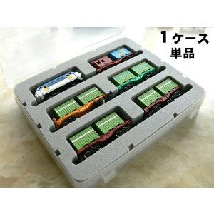 Bトレインショーティー 専用ケース 6両収納(単品) 電車 模型 ギフト プレゼント ラッピング 送料無料|ishikawatrunk