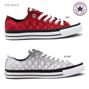 コンバース オールスター キルテッド OX CONVERSE ALL STAR QUILTED OX|ishikirishoes