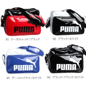 PUMA プーマ TS シャイニー タイプ B ショルダー M 071471|ishikirishoes