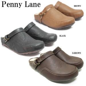 Penny Lane 1006 ペニーレイン レディース コンフォートサンダル|ishikirishoes
