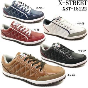 X-STREET XST-18122 メンズスニーカー ishikirishoes