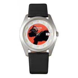 腕時計 BU7-01 ウルトラセブン 放送開始50年記念ウォッチ BOCCIA TITANIUM ボッチア チタニウム|ishikuni-shoten