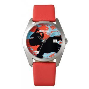 腕時計 BU7-04 ウルトラセブン 放送開始50年記念ウォッチ BOCCIA TITANIUM ボッチア チタニウム|ishikuni-shoten