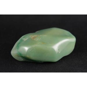 アフリカンジェード原石 磨き229g ishino-hana