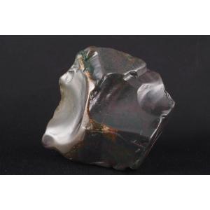 ブラッドストーン原石 磨き559g|ishino-hana