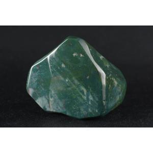 ブラッドストーン原石 磨き289g|ishino-hana
