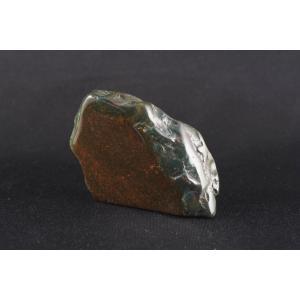 ブラッドストーン原石 磨き236g|ishino-hana