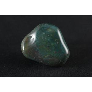 ブラッドストーン原石 磨き152g|ishino-hana