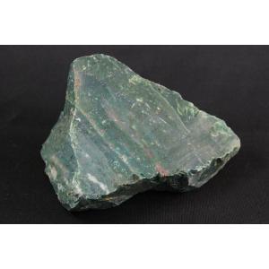 ブラッドストーン原石 磨きなし399g|ishino-hana