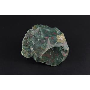 ブラッドストーン原石 磨きなし185g|ishino-hana