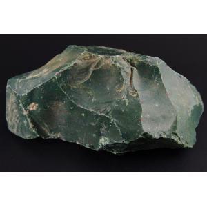 ブラッドストーン原石 磨きなし637g|ishino-hana