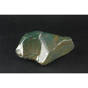 ブラッドストーン原石 磨き140g|ishino-hana