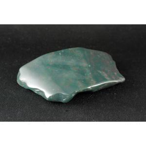 ブラッドストーン原石 磨き135g|ishino-hana
