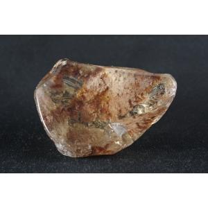 ガーデン水晶原石磨き 147g|ishino-hana