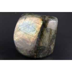ラブラドライト原石 磨き 769g|ishino-hana