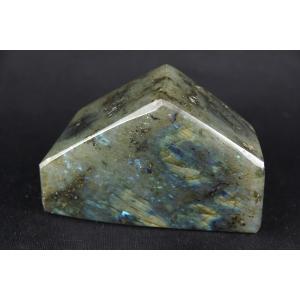 ラブラドライト原石 磨き75g|ishino-hana