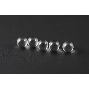 水晶丸玉 4mm|ishino-hana