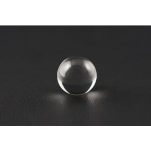 水晶丸玉 16mm|ishino-hana