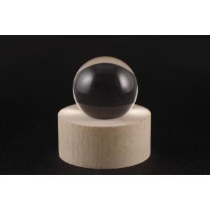 天然 水晶玉 34.8mm