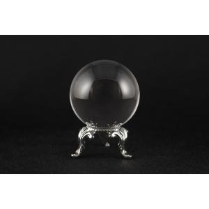 天然 水晶玉 36.5mm