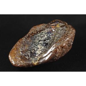 ボルダーオパール原石磨き 273g|ishino-hana