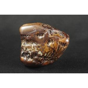 ボルダーオパール原石 磨き155g|ishino-hana