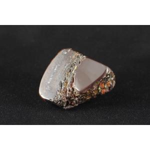 ボルダーオパール原石磨き 122g|ishino-hana
