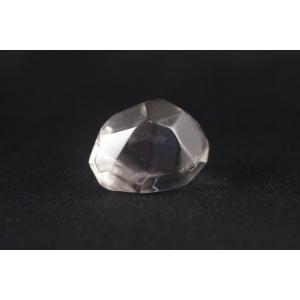 スモーキークォーツ原石磨き 41g|ishino-hana