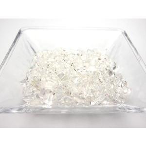 上質水晶さざれ(穴無し・浄化用) 100g売り   ishino-kura