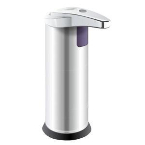 オート ハンドソープ 280ml 自動 センサーポンプ 衛生的 手洗い 手をかざすだけ 配線不要 電池式 洗面所 台所 AD02-S ishino7