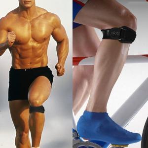 膝サポーター 膝バンド 膝固定 痛み解消 怪我防止 関節靭帯保護 運動 ランニング フリーサイズ 軽量 左右兼用 ブラック HIZASAPO|ishino7|06