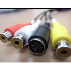 ちょい録 NEW S端子 コンポジット USB USB変換 ビデオキャプチャー 赤 白 黄色 ゲーム配信 EGOCAP|ishino7|03