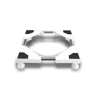 洗濯機 かさ上げ台  Aタイプ 底上げ 高さ調整可能 洗濯機台 置き台 防振 防音ドラム式 全自動式 縦型 騒音対策 OMIKOSI-A ishino7