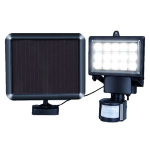 LEDライト 投光器 100LED 赤外線 ソーラーライト 防水 屋外 パワード 省エネ モーションセンサー セキュリティ BAKUKOUKI ishino7