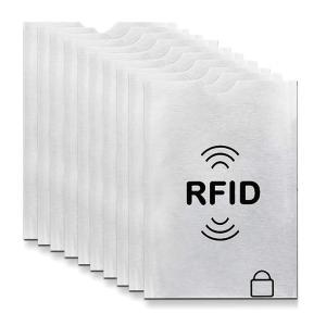 10枚セット ICカード 干渉防止 磁気防止 スキミング 防止 磁気シールド カードプロテクター カード クレジットカード ICカード 10-DOROBOUSI|ishino7|06
