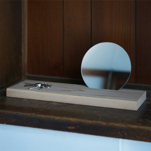 MIRROR SHELF|ishinomakilab|05
