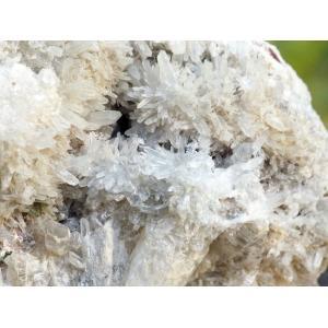 荒川鉱山産 水晶 クラスター
