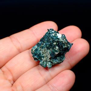 アクチノライト 緑閃石 原石 鉱物 標本 写真現物 動画あり|ishinomise