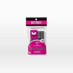 バタフライ(Butterfly) 卓球用 クリップ スポンジ 74200 全国送料無料 ポイント消化
