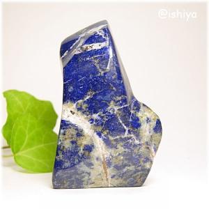 特価ラピスラズリ 磨き原石29 94g(天然石・パワーストーン・幸運)対応2|ishiya