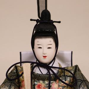 【久月】ひな人形 衣裳着収納五人飾り「よろこび雛」|ishizaki|07