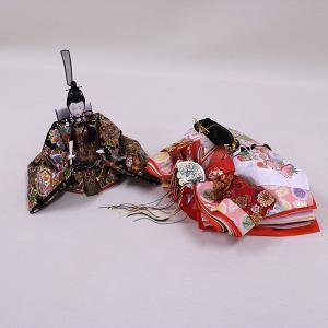 【千匠】雛人形 衣装着三段五人飾り「平安雛」 ishizaki 06