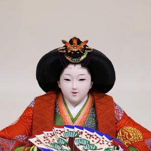 【千匠】雛人形 京都西陣織衣裳着 収納親王飾り 「平安」|ishizaki|06