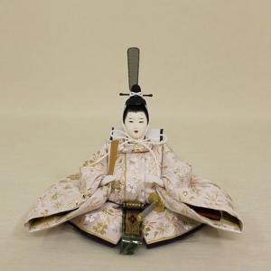 【千匠】コンパクト収納親王飾り「平安」|ishizaki|03