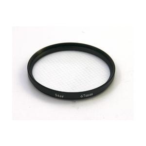夜景 撮影用 クロスフィルター (フィルター径:27mm、30mm、30.5mm、34mm)|isis-jennie
