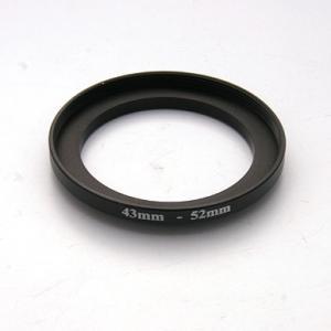 カメラ用 ステップアップリング (フィルター径:30-37mm/30.5-37mm/37-52mm/43-52mm/46-49mm/49-52mm/52-55mm/55-58mm)|isis-jennie