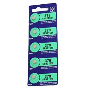 電池 SR521SW (379)|isis-jennie