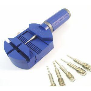 プラスチック製こまはずし 交換ピン5本付き  プロ用時計工具 時計ベルト調整|isis-jennie