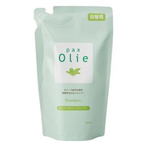 太陽油脂 パックスオリー シャンプー 詰替用 500ml【ノンシリコンシャンプー】
