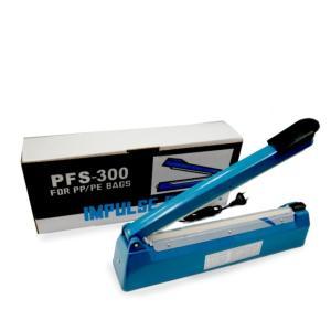 送料無料 高性能 卓上 シーラー インパルス式 幅 300mm 30cm 交換用ヒーター線付き  密封 商品梱包|isozaki-store